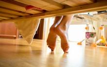 Không muốn bị xui xẻo, đừng để bất cứ thứ gì bên dưới gầm giường, ngoại trừ 1 thứ