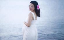 MC Minh Trang bật mí 7 bí quyết để đẹp rạng ngời ngay cả khi mang thai