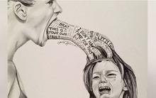 Những lời nói làm tổn thương sâu sắc con trẻ cha mẹ không nên lặp lại