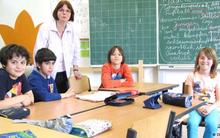 Ở Đức, bố mẹ sẽ bị cô giáo