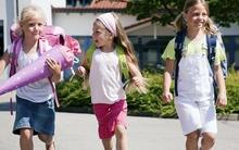 Mẹ Mỹ tròn mắt khi cho con học mầm non ở Đức: Không học hành, chỉ chơi và làm vườn