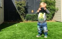 Mẹ phát hiện năng khiếu thiên bẩm của con trai hơn 1 tuổi nhờ việc làm hết sức vô tình