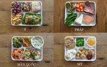 Khám phá thực đơn bữa trưa đầy màu sắc của học sinh các nước trên thế giới