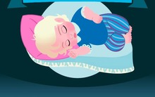 Lý do quan trọng giải thích tại sao bố mẹ cần tắt đèn khi con ngủ