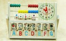 Đánh giá: Bảng tính và học chữ số bằng gỗ