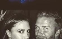 David Beckham yêu chiều và mùi mẫn chúc mừng sinh nhật vợ