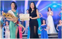 Hoa hậu Ngô Phương Lan lần đầu xuất hiện sau tin vui mang thai con đầu lòng