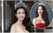 Vì sao đã có Mỹ Linh, Phạm Hương vẫn còn nguyên hào quang rực rỡ trên đầu?