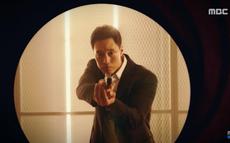 Chết cười xem cảnh So Ji Sub hóa thân thành cảnh sát, sát thủ rồi tới... James Bond