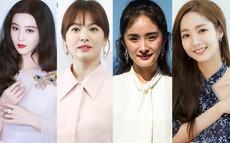 """Mỹ nhân Hoa - Hàn cùng tuổi đọ sắc: Cặp """"8 lạng nửa cân"""", đôi lệch rõ rệt, không thừa nhận thẩm mỹ thua xa """"nữ hoàng dao kéo"""""""