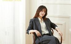 Bài phỏng vấn đầu tiên của Goo Hye Sun sau ồn ào hậu ly hôn, tiết lộ câu nói cuối cùng của Ahn Jae Hyun , ai nghe cũng thấy cay đắng