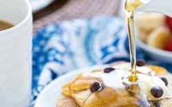 Pancake mềm thơm hấp dẫn