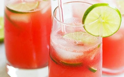 Đã khát với soda dưa hấu