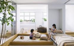 Nếu là người thông  minh thì nhà nhỏ đến đâu cũng có thể thiết kế được phòng ngủ đẹp