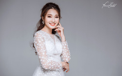 Nguyễn Ngọc Nữ - Top 10 Hoa Hậu Hoàn Vũ nổi bật cùng chiếc váy cưới nghìn đô