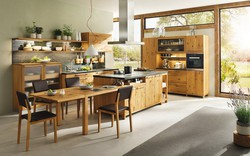 """Những căn bếp khiến ai cũng """"phải lòng"""" ngay từ cái nhìn đầu tiên"""