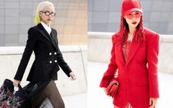 """Phí Phương Anh, MC Hoàng Oanh """"phá đảo"""" Seoul Fashion Week ngay ngày đầu tiên bằng cây đồ hiệu bạc tỷ"""