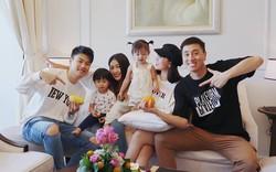 Hai gia đình Cam – Xoài lại rủ nhau đi chơi, lần này điểm đến là Nha Trang