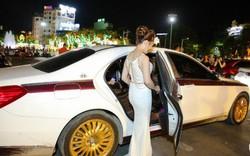 Nữ Tổng giám đốc Spa 5 Sao ESCA ngồi xe sang Maybach, tái xuất rạng ngời sau sinh