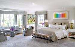 Phòng ngủ màu xám - những tưởng tẻ nhạt nhưng lại tràn đầy sức sống