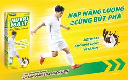 Nạp năng lượng cùng bứt phá với NUTRIMALT – Thức uống dinh dưỡng ca cao mầm lúa mạch đen