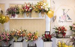 """Check-in King Flowers - shop hoa tươi cực có """"gu"""" trên phố Kim Mã"""