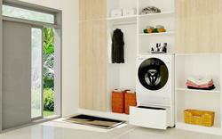 Phòng giặt đồ sang chảnh: cứ ngỡ chỉ có trong phim!