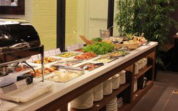 Tưng bừng tiệc nướng Nhật cùng buffet Kanpai
