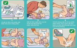 Nguy hiểm khi vệ sinh vùng kín của trẻ không đúng cách