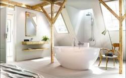 Biến phòng tắm thành spa chỉ trong 30 phút