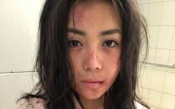 """Thanh Hương """"Quỳnh búp bê"""": Đằng sau những cảnh quay tra tấn và đánh đập"""