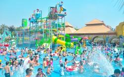 Giải nhiệt hè 2018 cùng thiên đường vui chơi – giải trí Suối Tiên