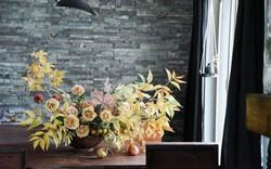 10 mẫu lọ hoa giúp bạn có thể mang mùa thu vào nhà bất cứ lúc nào