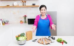 7 món không thể thiếu trong bộ dao nhà bếp của nghệ sĩ Hồng Vân