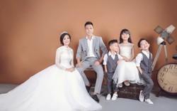 Chia sẻ kinh nghiệm chụp ảnh gia đình đẹp