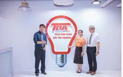 TOA Lighting – thiết bị chiếu sáng tốt cho sức khỏe con người