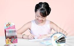 Mách mẹ cách chọn bút gel phù hợp cho học sinh cấp 1, cấp 2