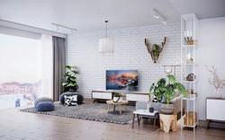 3 cách tân trang để có phòng khách đẹp đón Tết