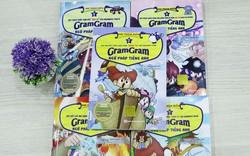 """Đọc truyện tranh - giỏi tiếng Anh cùng """"Đội thám hiểm Gram Gram"""""""