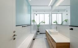5 ý tưởng xây dựng phòng tắm trong căn hộ nhỏ giúp tối đa hóa không gian
