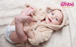 Mẹ chớ coi thường mụn sữa ở trẻ sơ sinh quá 7 ngày!