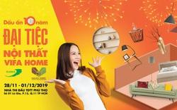 """VIFA Home: Đại tiệc nội thất """"thịnh soạn"""" cho người tiêu dùng thông minh"""