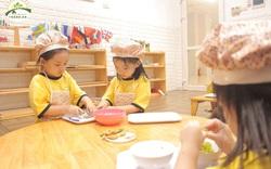 Phát triển tiềm năng cá nhân, rèn luyện khả năng teamwork và kĩ năng giải quyết vấn đề cho trẻ từ những năm đầu đời