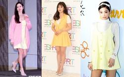 Có là đại mỹ nhân như Son Ye Jin hay Song Hye Kyo cũng rơi vào cảnh sến không lối thoát vì chọn nhầm váy