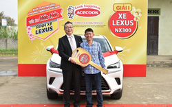 Lộ diện chủ nhân rinh xe Lexus đầu tiên của Hảo Hảo