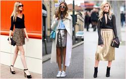 """4 cách kết hợp trang phục cực đơn giản mà vẫn khiến chị em nổi bần bật, chẳng lo """"biến mất"""" giữa đám đông"""