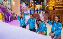 """Đừng bỏ lỡ """"Lễ hội dân gian cho bé"""" trên tuyết độc đáo tại Snow Town Sài Gòn dịp Giỗ Tổ"""