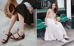 Đây là 4 mẫu giày dép có thể kết hợp với mọi set đồ, vô cùng xứng đáng để bạn sắm ngay cho mình