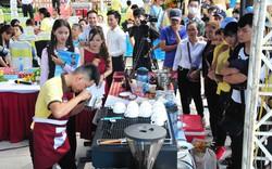 Tìm ra quán quân pha chế cà phê của Cup Mê Trang 2019