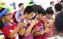 Trẻ em Việt tham dự chế tạo xe theo thí nghiệm khoa học của NASA